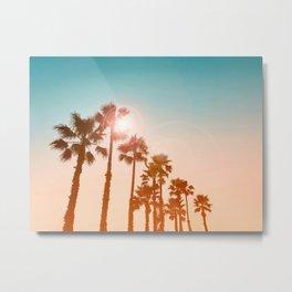 Sundowner Metal Print