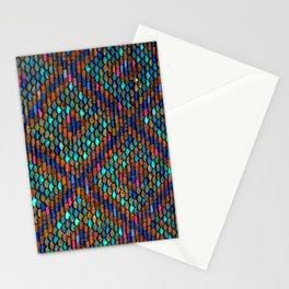 Roof Tiles Stationery Cards
