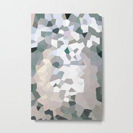 Ostintato Metal Print