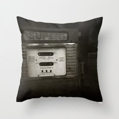{ super } Throw Pillow