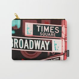 Streets of New York Carry-All Pouch