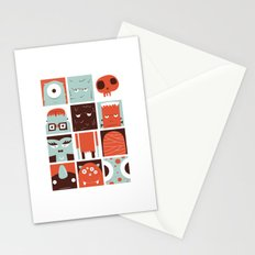 The Monster Club Stationery Cards