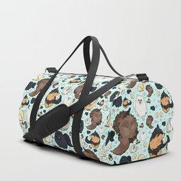 Pomeranians Duffle Bag