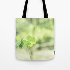 Finding Love in Nature Tote Bag
