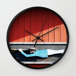 I Spy Wall Clock