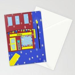 NYC nightlife Stationery Cards