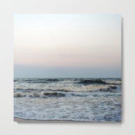 Folly Beach, South Carolina Metal Print