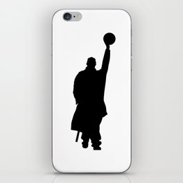 #TheJumpmanSeries, Omar Comin' iPhone Skin