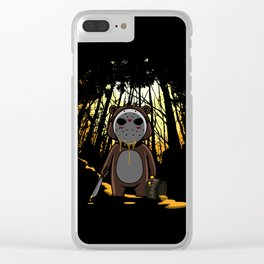Honey On The 13th Clear iPhone Case
