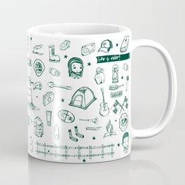 Camping Club Coffee Mug