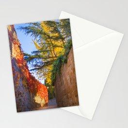 Zamora no Outono Stationery Cards