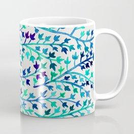 Turquoise Ivy Coffee Mug