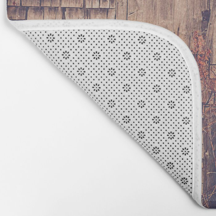 She Created Stories About Abandoned Houses Bath Mat