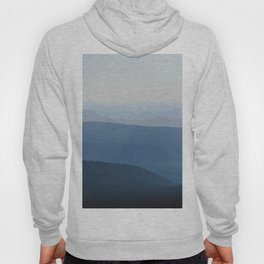 Smoky Blue Mountains Hoody
