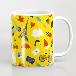 Amelie Coffee Mug