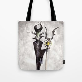 Maleficent Tote Bag