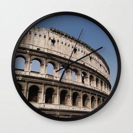Colosseum - Roma Wall Clock