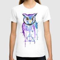 hedwig T-shirts featuring Hedwig by Simona Borstnar