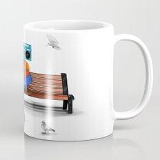 Radiohead Mug