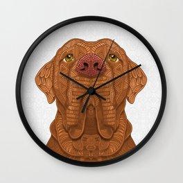 Bordeaux Mastiff Wall Clock