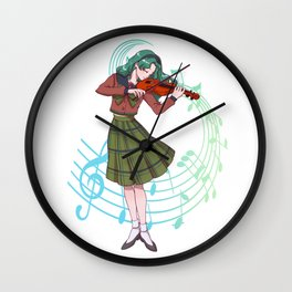 Michiru Wall Clock