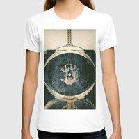 astronaut T-shirts featuring astronaut by Shawn Tegtmeier
