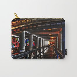 Under Piccadilly Carry-All Pouch