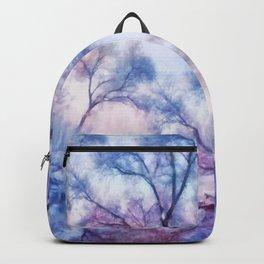 Winter fairy tale II Backpack