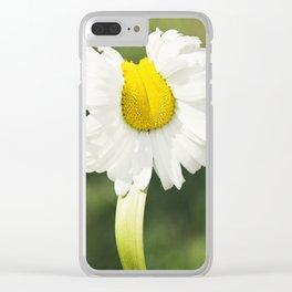 Die seltensten Blumen Clear iPhone Case