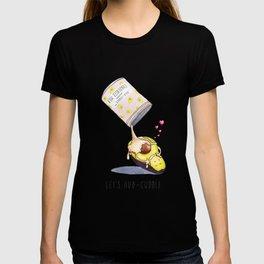 Avocado in a Sweet Avocuddle T-shirt