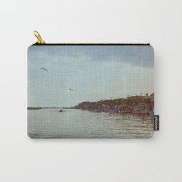 A peaceful lagoon #3 Carry-All Pouch