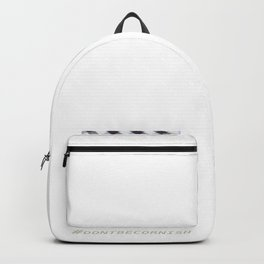Cream First Backpack