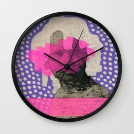 Una Piccola Fortuna 003 Wall Clock
