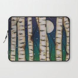 CHAKRA RAINBOW FOREST Laptop Sleeve