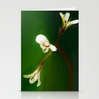 free shipping Stationery Cards featuring wild geranium - Free shipping by Ordiraptus