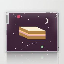 Ham & Cheese in Space Laptop & iPad Skin