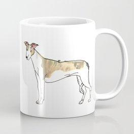 Eli - Dog Watercolour Coffee Mug
