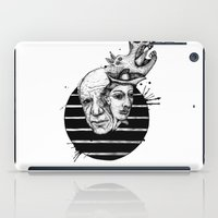 picasso iPad Cases featuring Picasso by Benson Koo