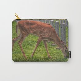 Cemetery deer Carry-All Pouch