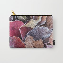 frosty ground cover Carry-All Pouch