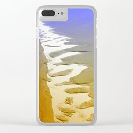 Folly From Above Clear iPhone Case