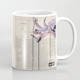 His Master's Voice - The Octopus Coffee Mug