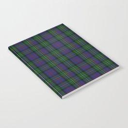 McPhail Tartan with Clan Name Notebook