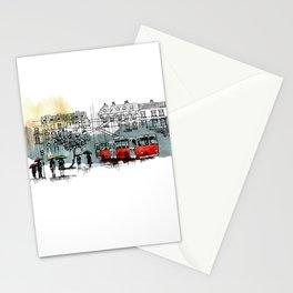 Budapest district VII Stationery Cards