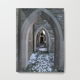 Goodhart Arches Metal Print