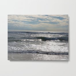Morning Seascape Metal Print
