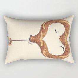 you stole my heart Rectangular Pillow