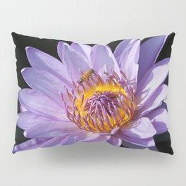 Evening Nymphaea Pillow Sham