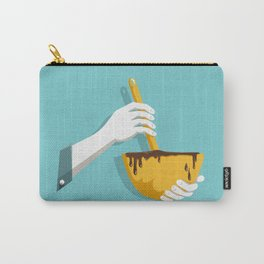 Lick The Bowl Carry-All Pouch