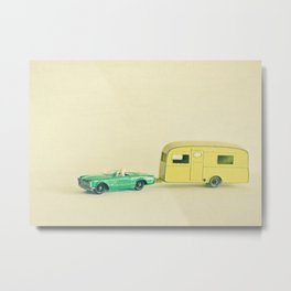 Summer Holiday Metal Print